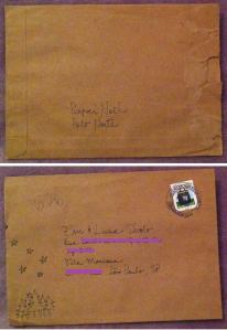 envelope papai noel