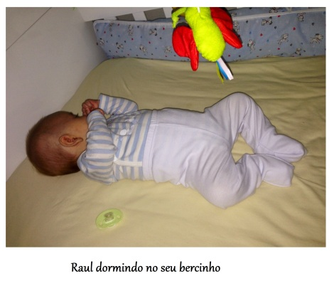 Raul dormindo