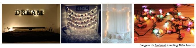 foto luzes natal